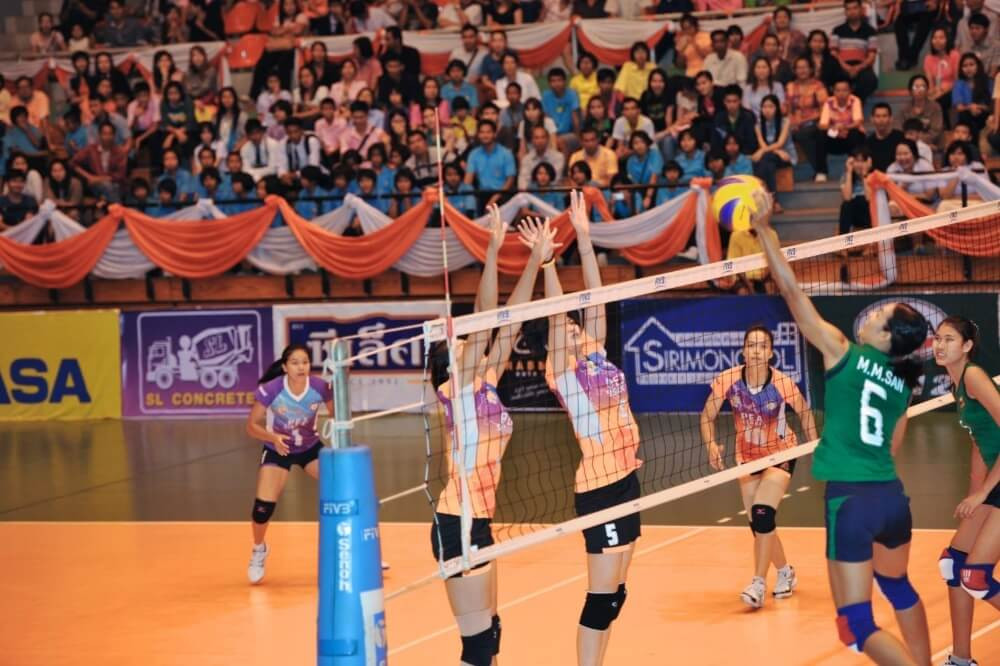 A Billion Reasons…Volleyball in the XXI Century!