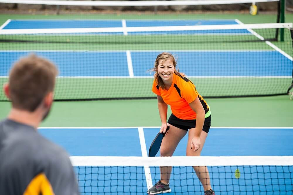 A Pickleball Learning Curve By Connie Charles