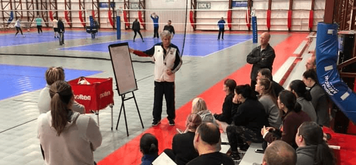 Acclaimed Volleyball Coach, Author, Leader and Olympic Producer Joins SportsEdTV