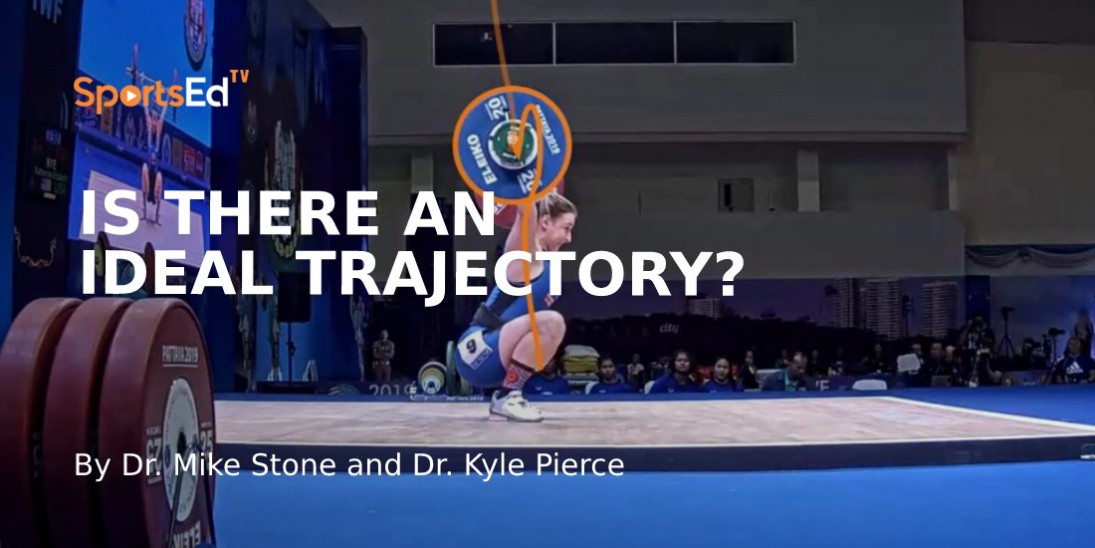Barbell Trajectory in Weightlifting