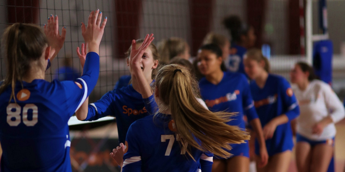CREATING KIDS' VOLLEYBALL SUCCESS