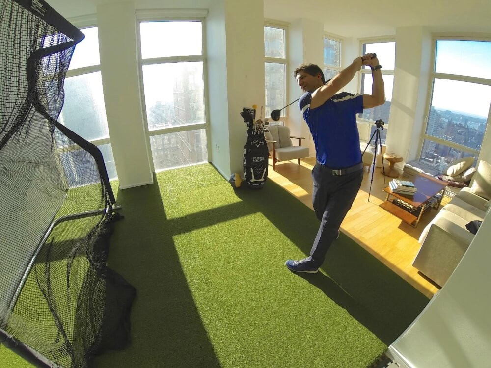 Do Home Golf Studios Work? Learn From Tiger!