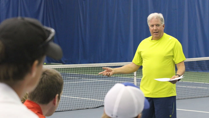 Dr. Paul Lubbers Talks About Generation Z'ers in Tennis: Compete Like a Champion Podcast With Dr. Larry Lauer and Johnny Parkes