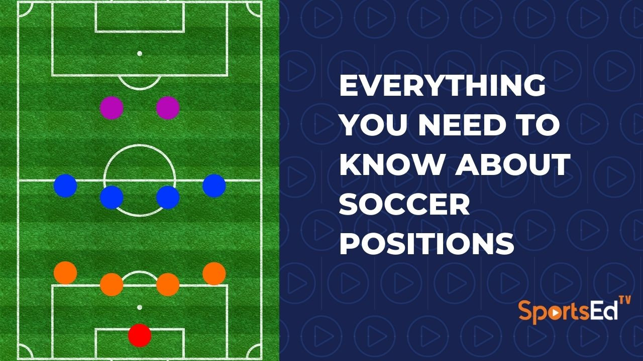 Everything You Need to Know About Soccer Positions