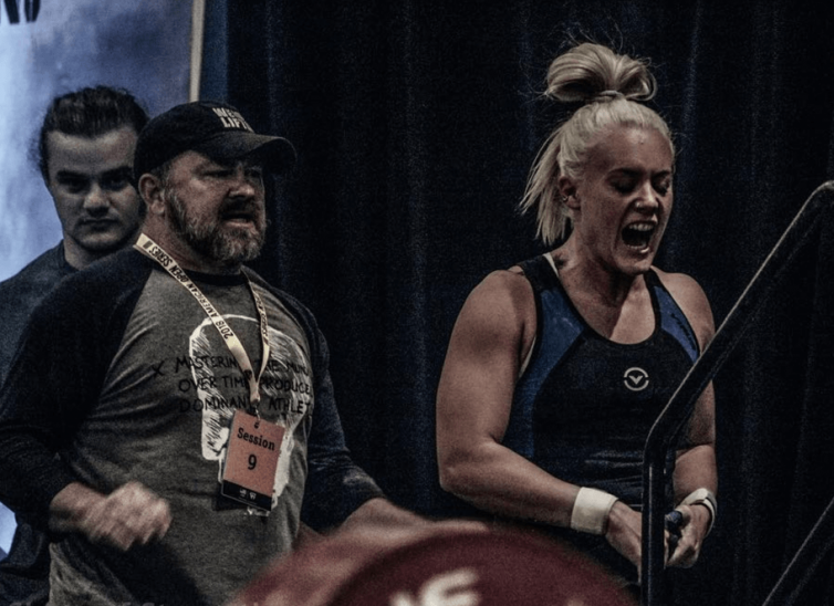 Former Powerlifting World Champion and Record Holder Added to SportsEdTV Contributors