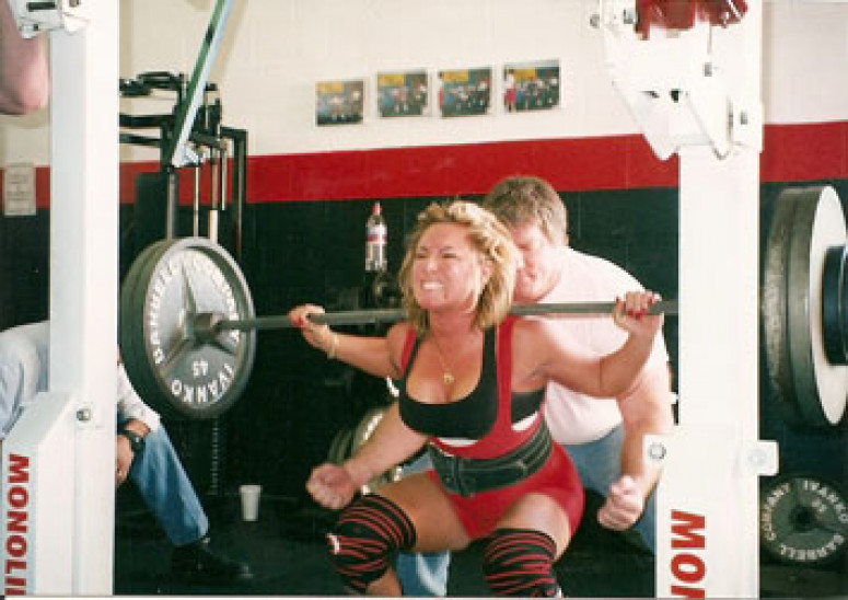 Health, Fitness and Powerlifting Accomplishments Highlight Career of SportsEdTV' s New Contributor