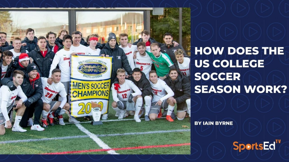 How Does The US College Soccer Season Work?