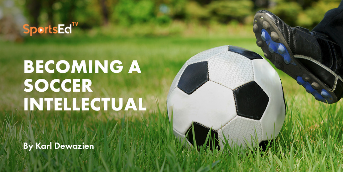 How To Become A Better Youth Soccer Coach - Part 1