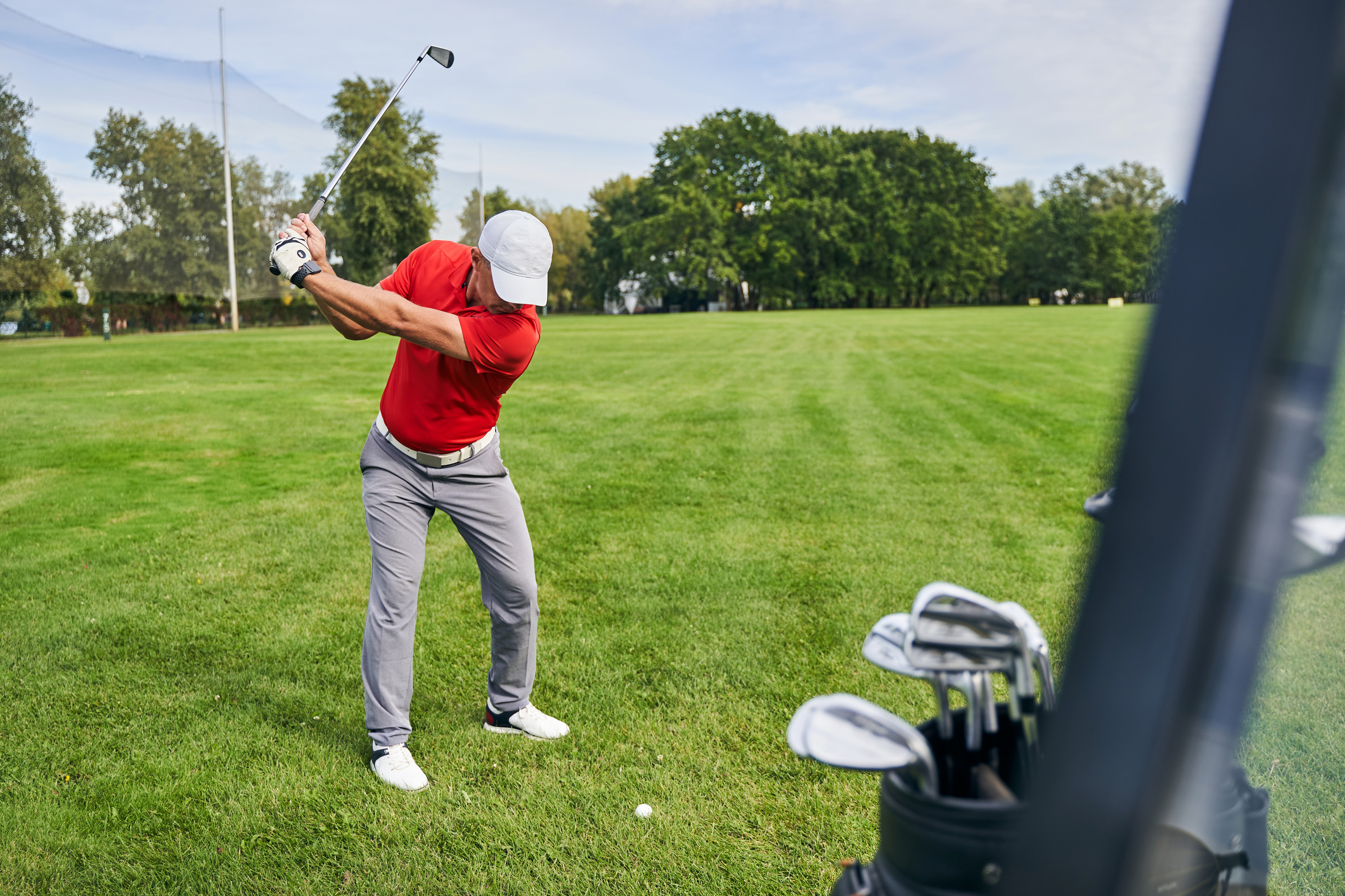 How to take your range game to the golf course