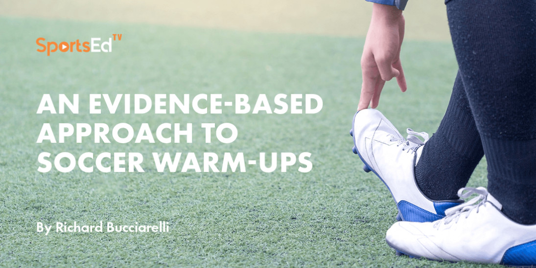 How To Warm Up for Soccer