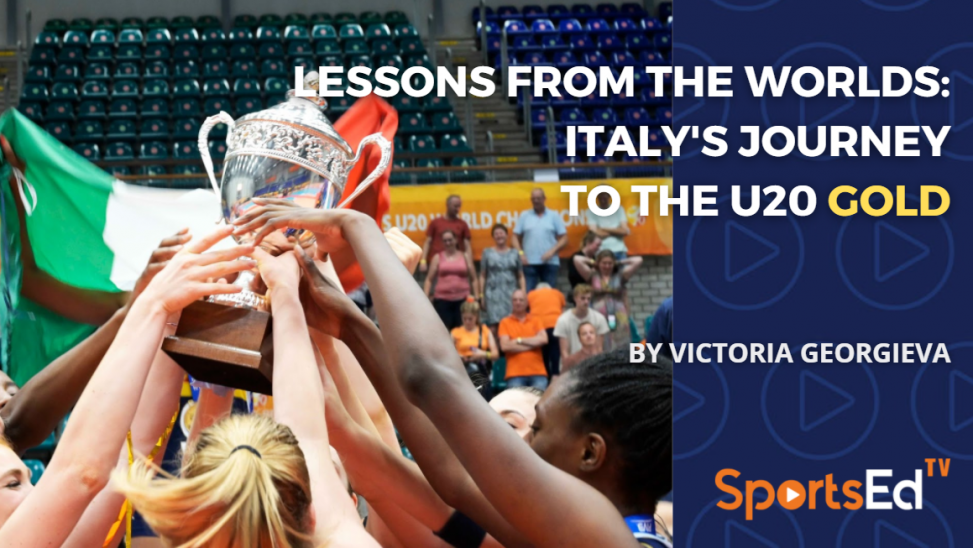 Italy's journey to the U20 Gold