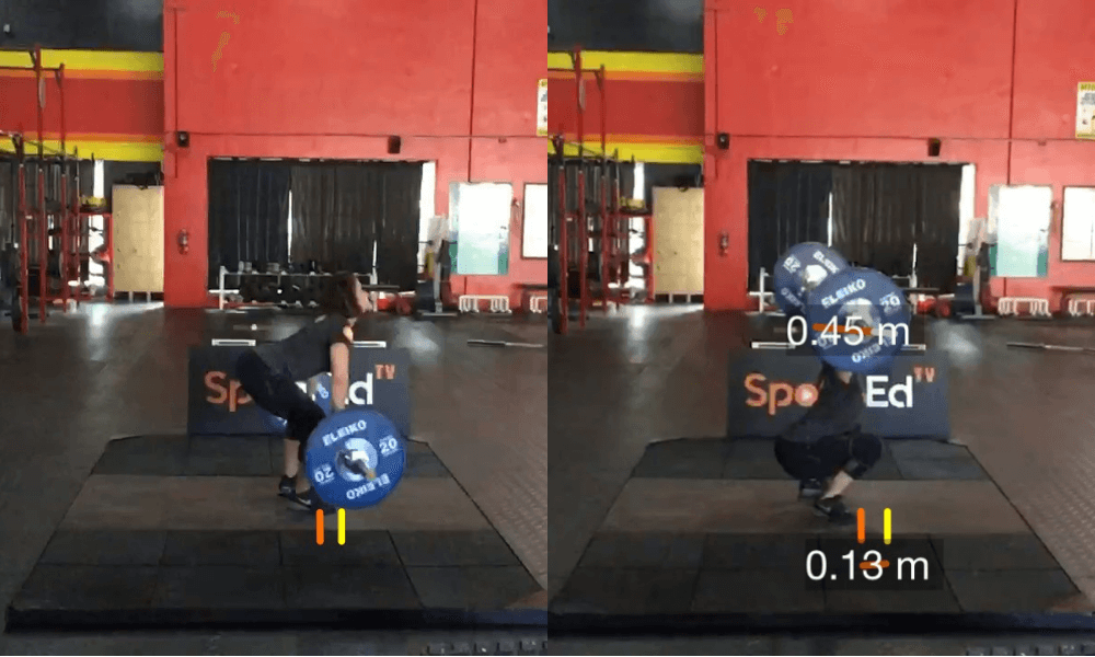 Jump Back Snatch: Why?