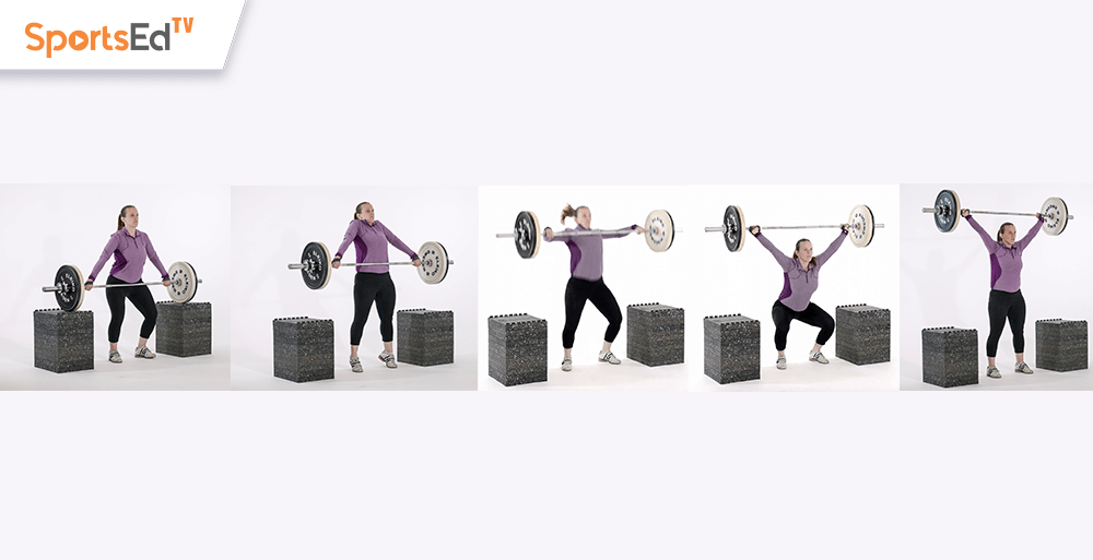 Learn to Power Snatch the Easy Way! by Derrick Crass, PA-C, MPT