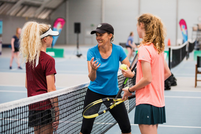 Master Your Mindset to Win More Tennis Matches: A Conversation With Emma Doyle - Part II
