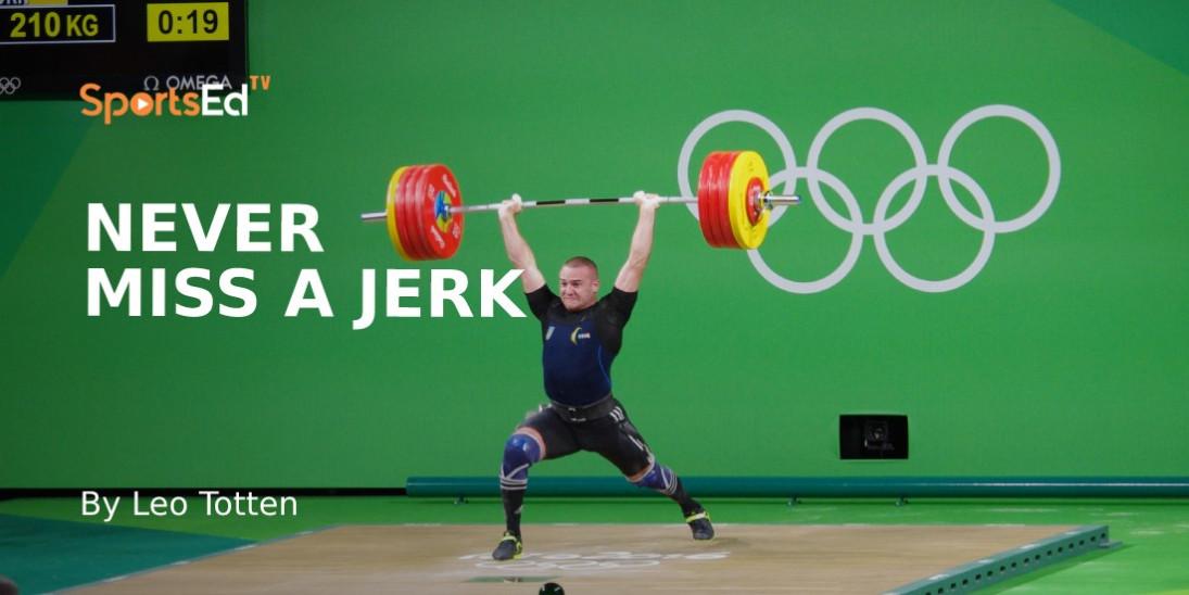 Never Miss a Jerk Again!