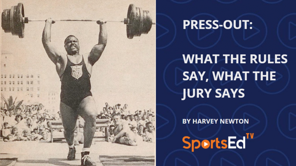 Press-Out: What the Rules Say, What the Jury Says