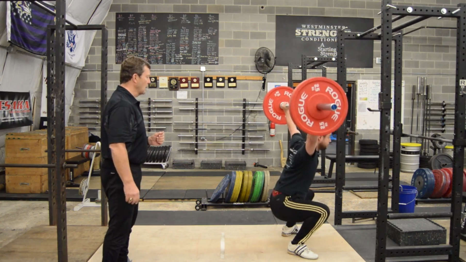 SNATCH BALANCE:  What It Is; What It Is NOT?