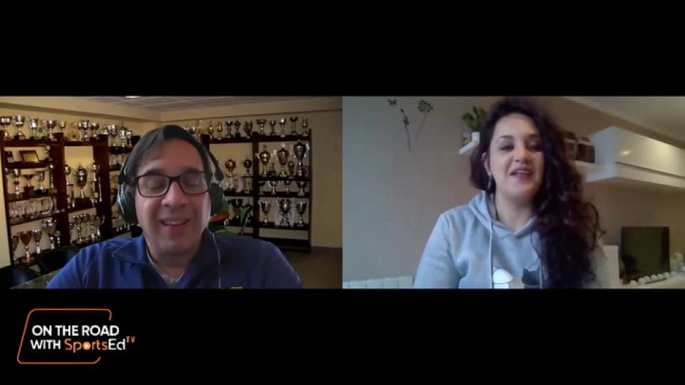 SportsEdTV interviewed Adrián Fiorenza