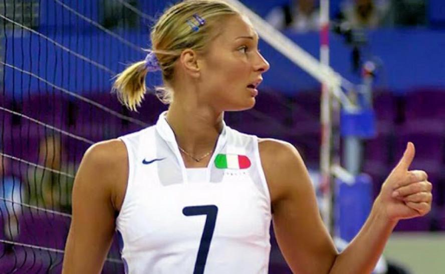 SportsEdTV Interviewed Maurizia Cacciatori
