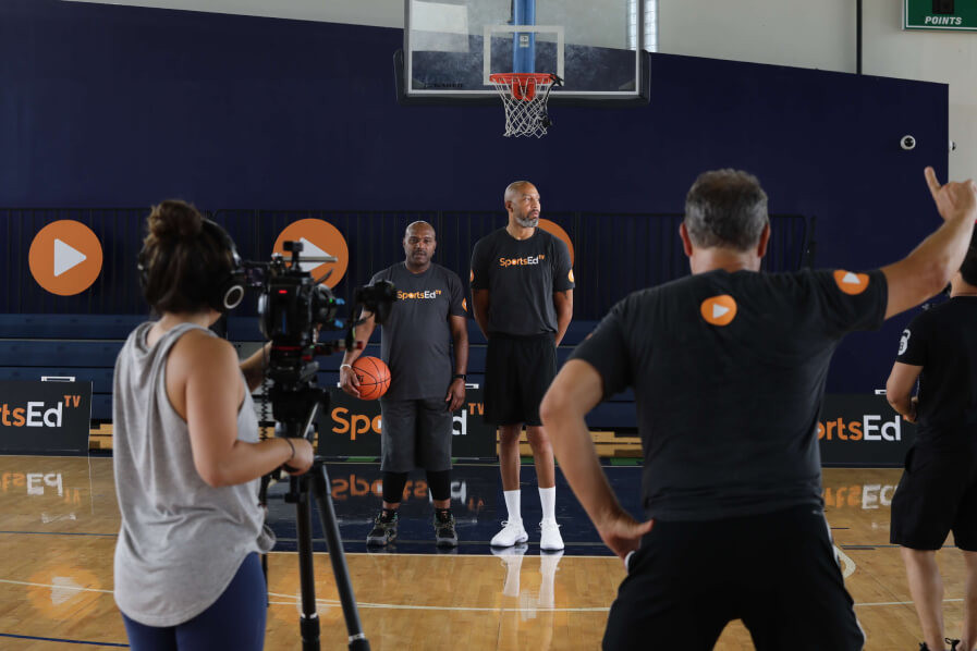 SportsEdTV Launches Free Basketball Instruction Content Library