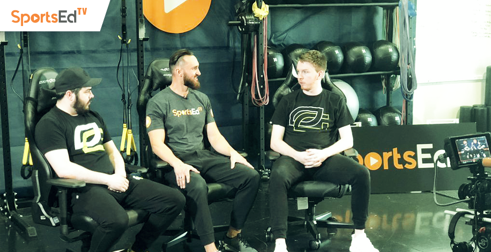 SportsEdTV Launches Training Video Series for Esports Athletes