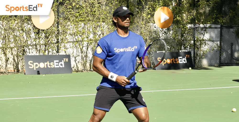 SportsEdTV Names Sathi Reddy to Tennis Team