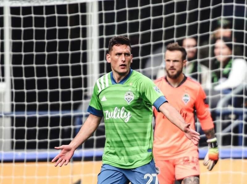 SportsEdTV Talks With Seattle Sounders Defender Shane O'Neill