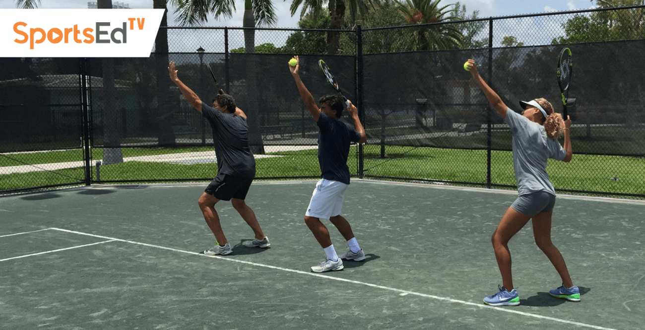 The Basic Shots in Tennis: Learn the Game for a Lifetime of Fun and Fitness | Part 1