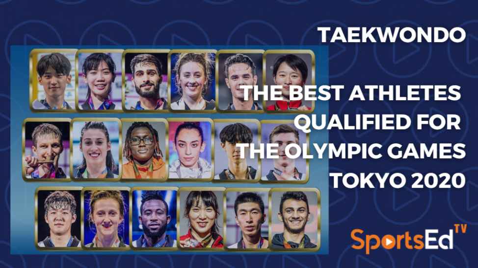 The best athletes qualified for the Olympic Games of Tokyo