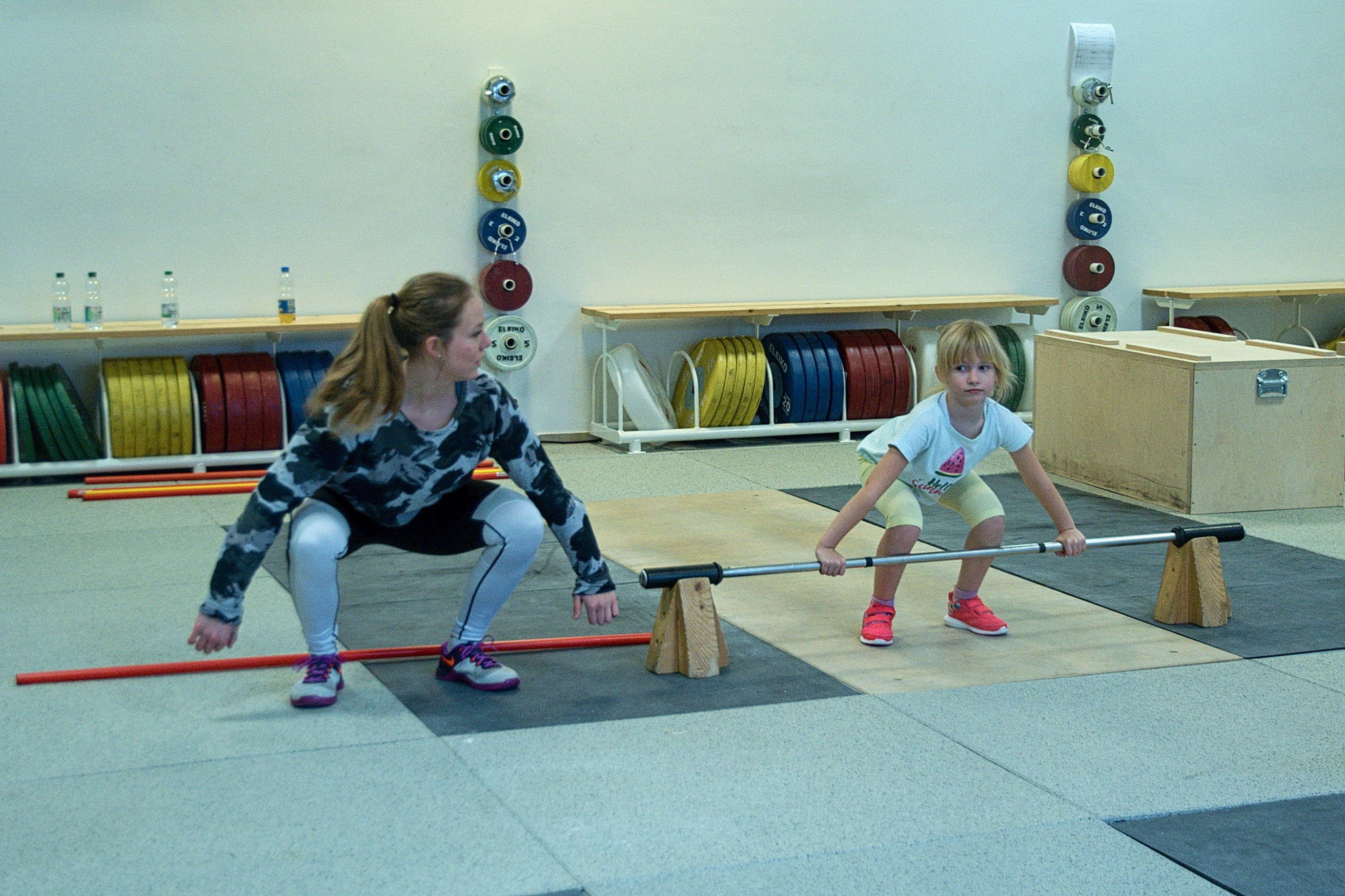 The Key to Weightlifting Success: Start Them Young! But, how?