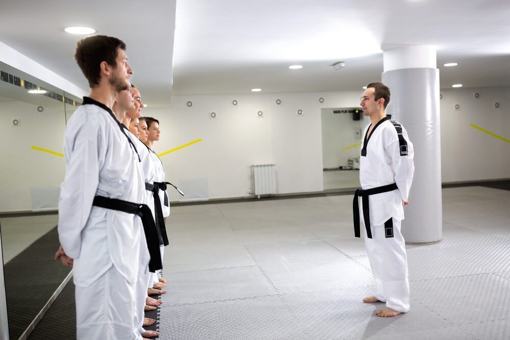 The Taekwondo Dojang