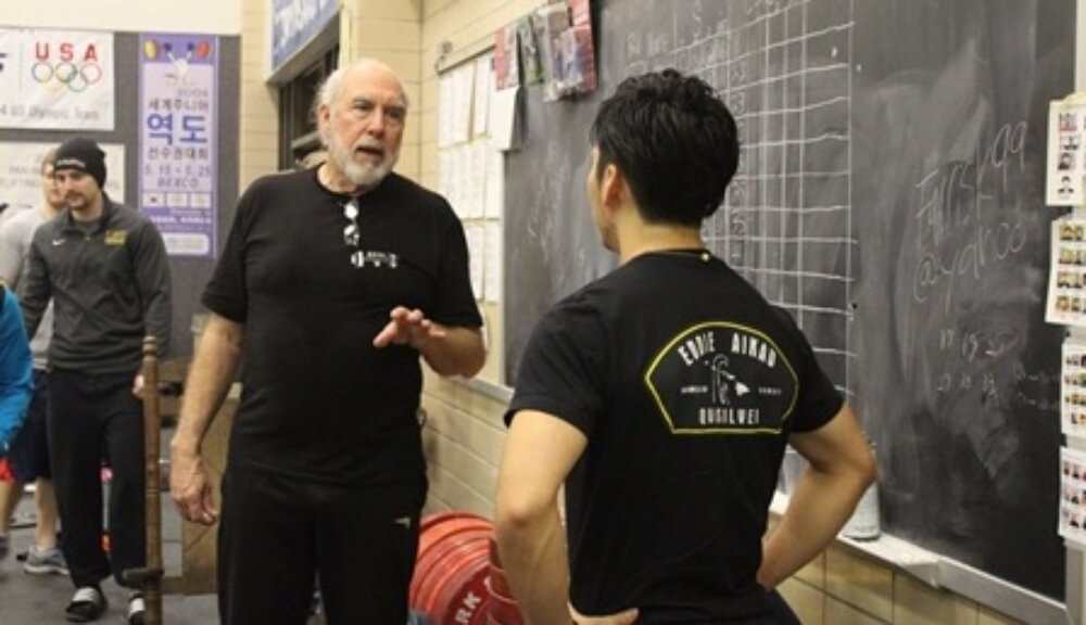 Three Time US Olympic Committee Weightlifting Coach of the Year Joins SportsEdTV