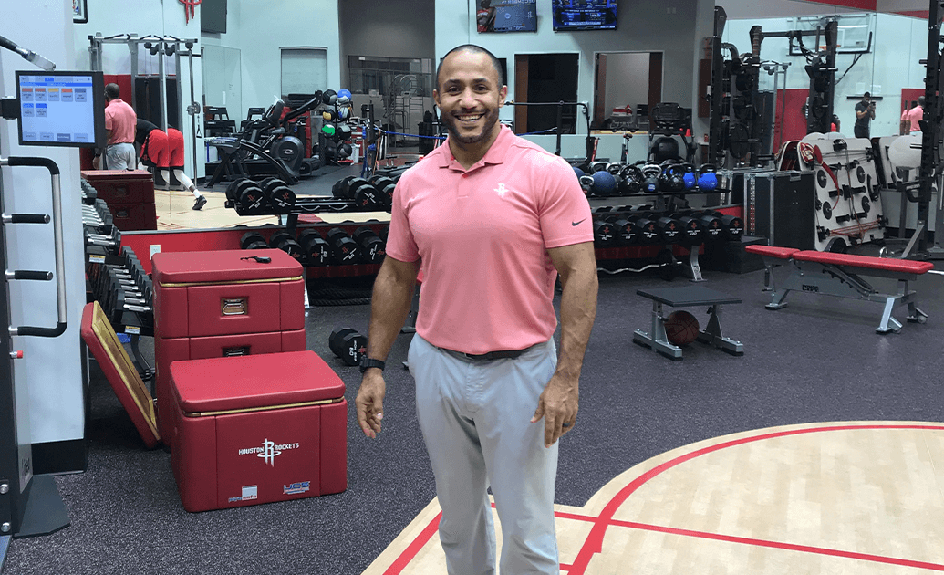 Two-Sport Big League Strength & Conditioning Coach Joins SportsEdTV
