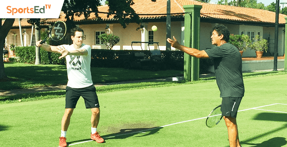 Using SportsEdTV For High School Tennis Coaches 6-Step Program To Improve Your Team's Results