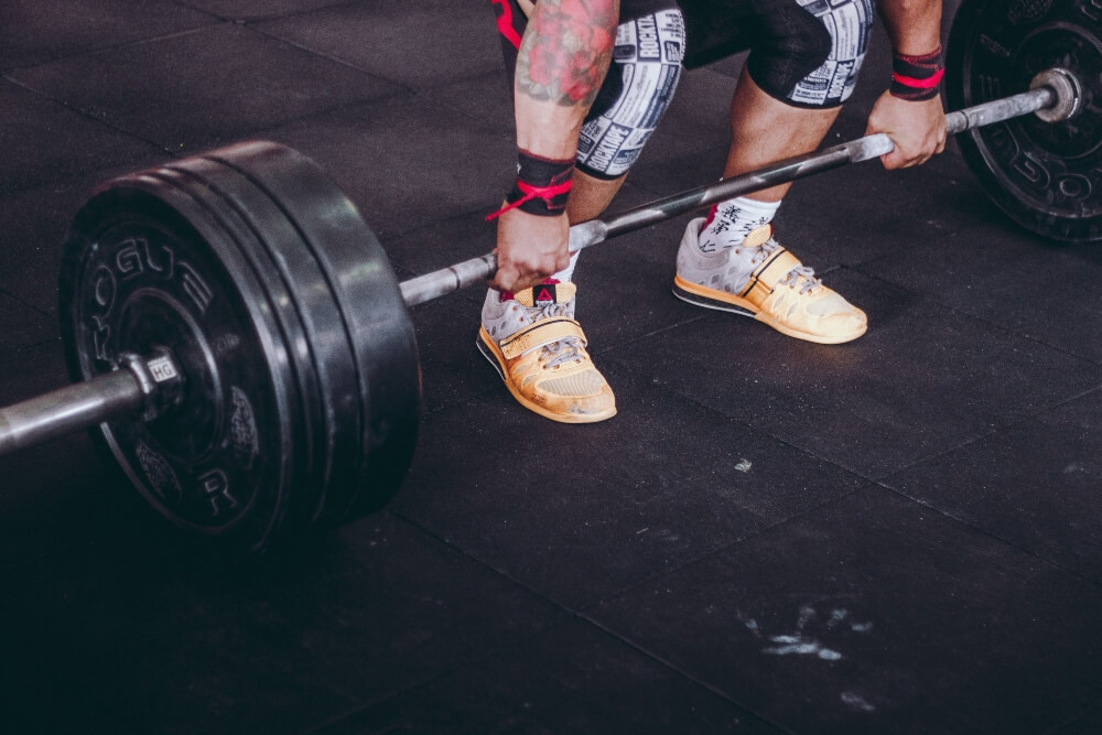 Weightlifting for the High School Athlete by Leo Totten