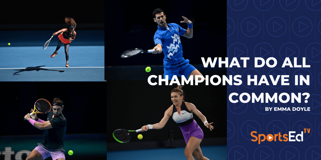 What do all Champions have in Common?