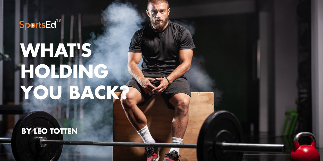 What's Holding Your Lifting Back