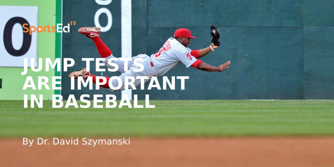 Why Jump Testing Is Important For Baseball Players