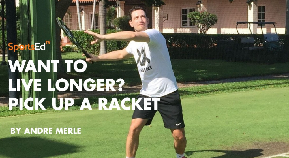 Why Racket Sports Are so Healthy