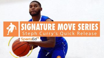 Signature Move Series: Steph Curry's Quick Release