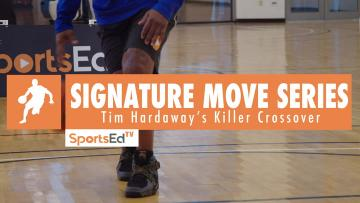 Signature Move Series: Tim Hardaway's Killer Crossover
