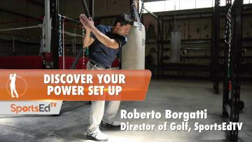 Discover Your Power Set Up