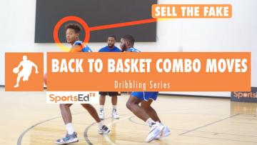 Combo Moves: Back To The Basket