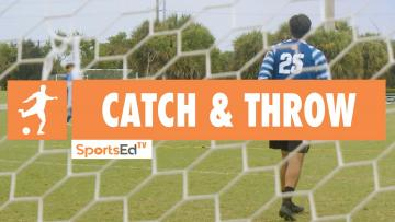 CATCH & THROW - Winning Goalkeeping Skill