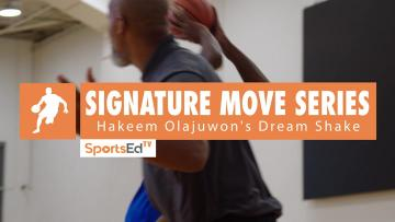 Signature Move Series: Hakeem Olajuwon's Dream Shake