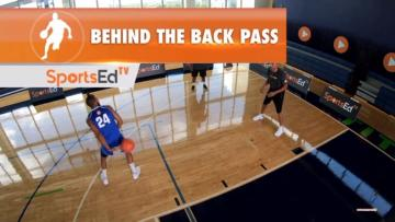 Behind The Back Pass