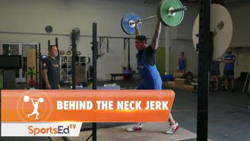 Behind The Neck Jerk