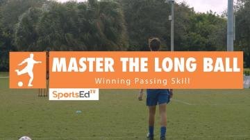 MASTER THE LONG BALL - Winning Passing Skills
