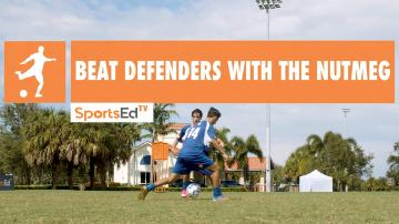BEAT DEFENDERS WITH THE NUTMEG