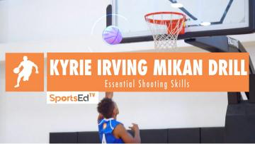 The Kyrie Irving Mikan Drill
